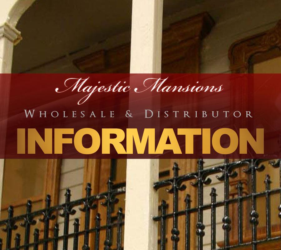 Majestic Mansions Wholesale Info