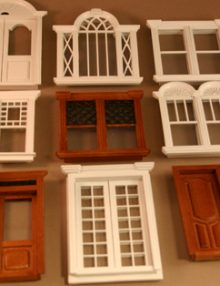 Dollhouse Kits Fine Furniture Windows Doors Majestic
